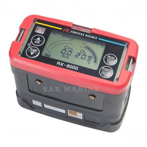 RX-8000-Portable-Multi-Gas-Detector