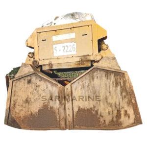 Marine-Heavy-Duty-Mechanical-Hydraulic-Bucket-Grab