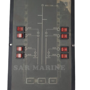 siko-signal-light-control-panel
