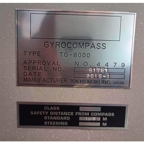 TG-8000-Gyrocompass.